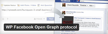 wtyczka WP Facebook Open Graph Protocol